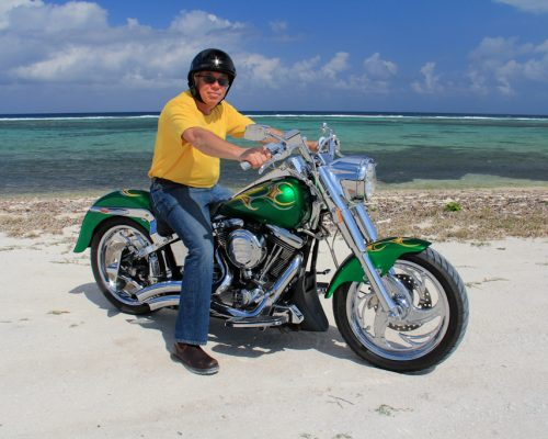 cayman-bike tour Jan 2012-2